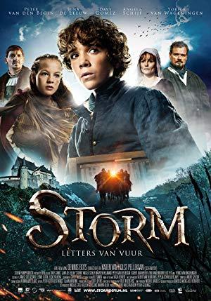 Storm: Letters van Vuur 2017 2