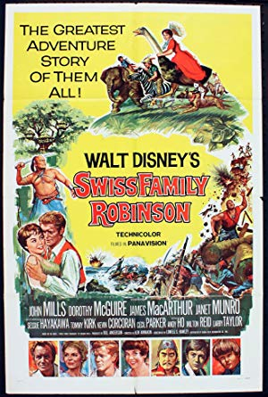 Swiss Family Robinson 1960 2