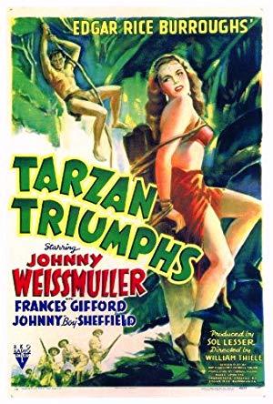 Tarzan Triumphs 1943 2