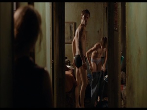 The Blonde with Bare Breasts 2010 with English Subtitles 10
