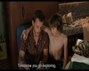 The Blonde with Bare Breasts 2010 with English Subtitles 5