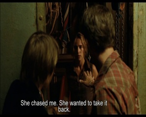 The Blonde with Bare Breasts 2010 with English Subtitles 7