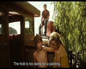 The Blonde with Bare Breasts 2010 with English Subtitles 8