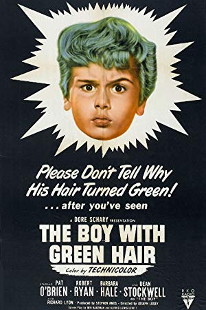 The Boy with Green Hair 1948 2