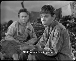 The Childhood of Maxim Gorky 1938 with English Subtitles 14