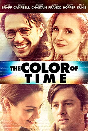The Color of Time 2012 2