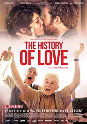 The History of Love 2016 2