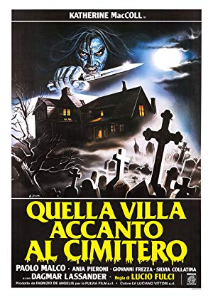 The House by the Cemetery 1981 UNCUT with English Subtitles 2