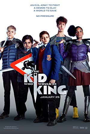 The Kid Who Would Be King 2019 2