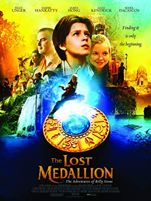 The Lost Medallion: The Adventures of Billy Stone 2013 2