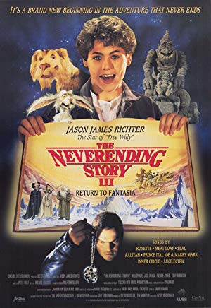 The Neverending Story III 1994 2