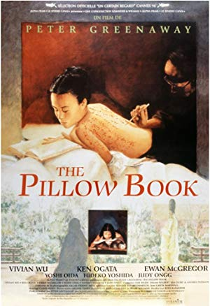 The Pillow Book 1996 2