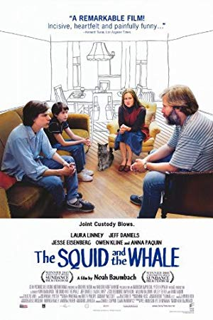 The Squid and the Whale 2005 2