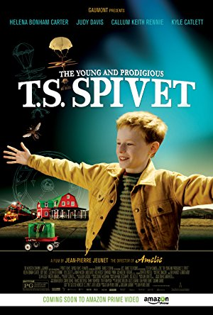 The Young and Prodigious T.S. Spivet 2013 2