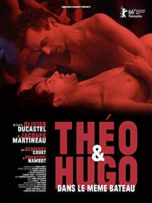 Theo et Hugo dans le meme bateau 2016 2