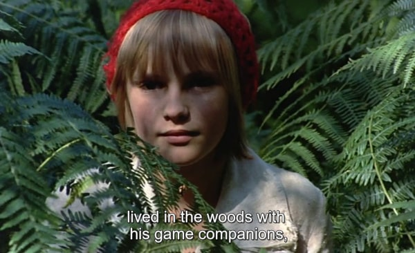 Tom Thumb 1972 with English Subtitles