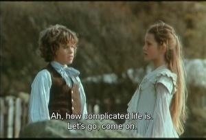 Un bon petit diable 1983 with English Subtitles 9