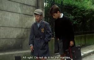 Un sac de billes 1975 with English Subtitles 3