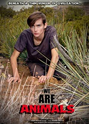 We Are Animals 2013 2