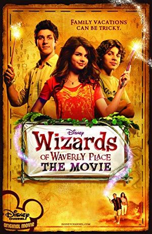 Wizards of Waverly Place: The Movie 2009 2