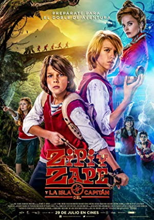 Zip and Zap and the Captain's Island 2016 with English Subtitles 2