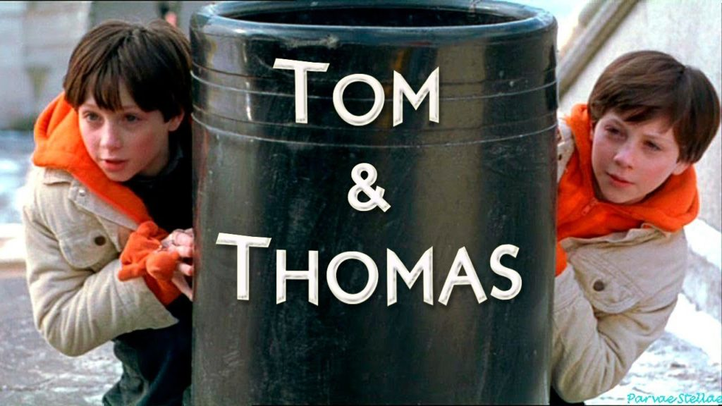 Tom & Thomas (2002) starring Aaron Taylor-Johnson