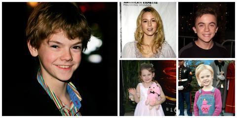 5 Different Child Actors
