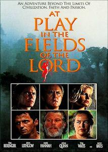 At Play in the Fields of the Lord (1991) DVD Poster