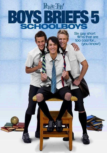 Boy Briefs 5 (2007) on DVD
