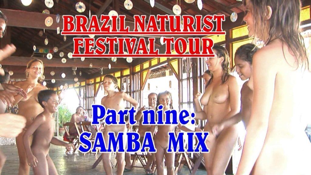 Brazil Festival 9 (Naturist) 55Mins DVD