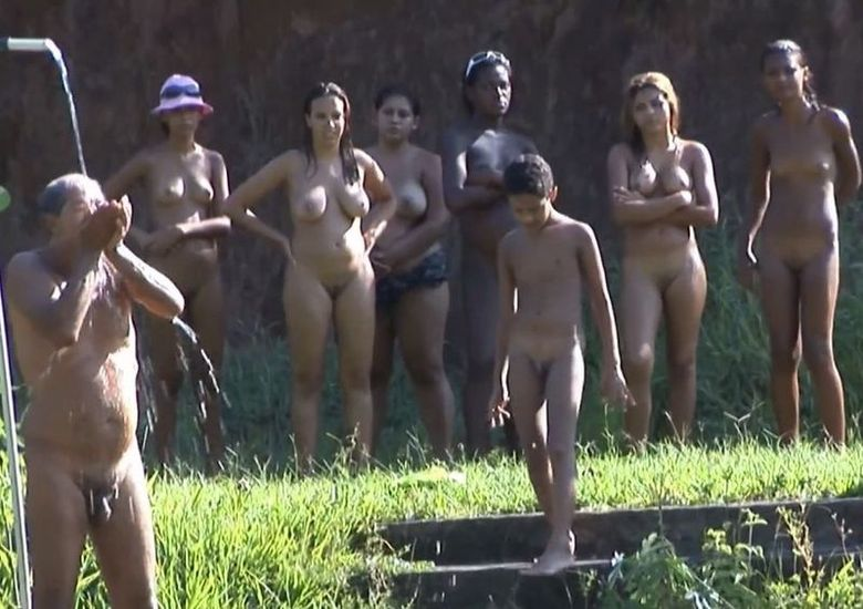 (Naturist) Brazil Festival Part 8 on DVD (61Min)