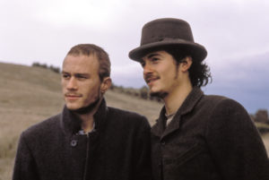 Heath Ledger in Ned Kelly the Movie