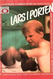 Lars i porten 1984 Old Poster