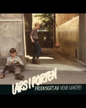 Lars i porten 1984 New Poster