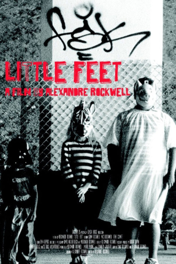 Little Feet 2013 Alternative Poster