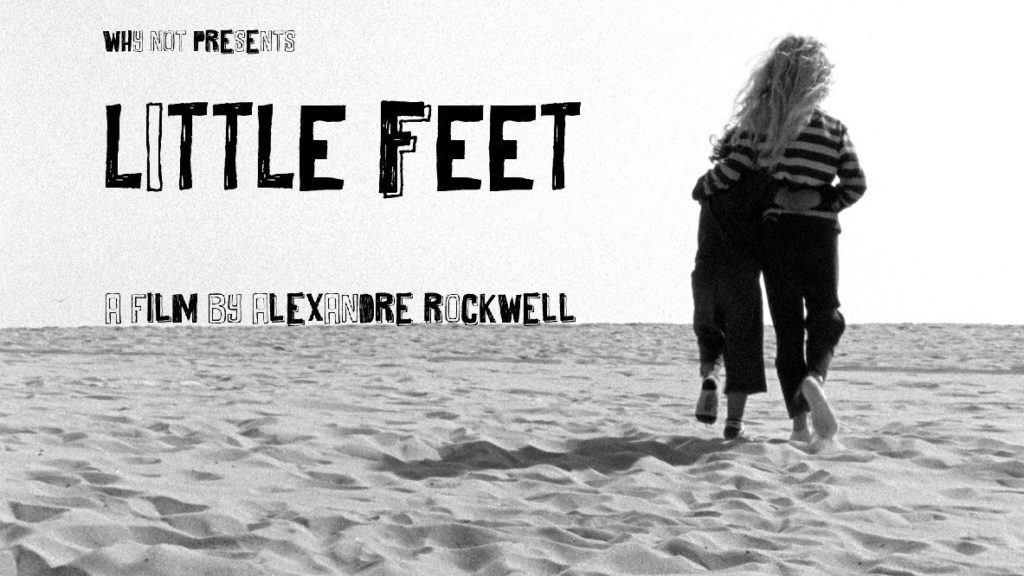 Little Feet (2013) on DVD