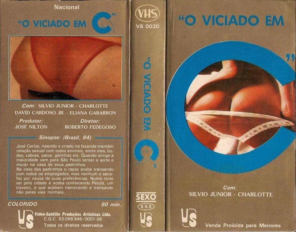Viciado em c (1984) VHS Tape