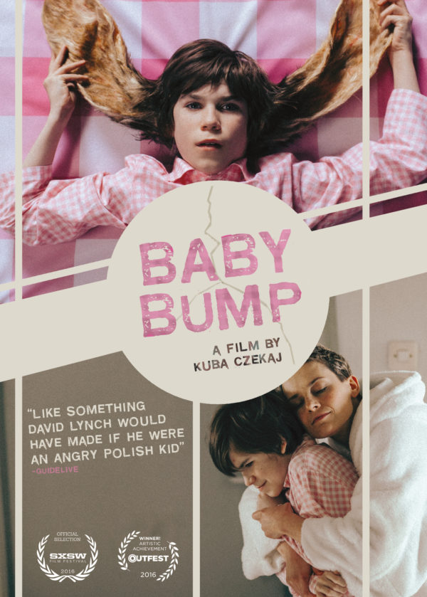 Baby Bump 2015 English Poster