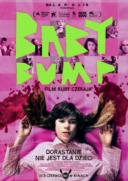 Baby Bump 2015 Polish Poster