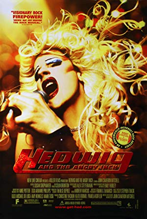Hedwig and the Angry Inch 2001 2