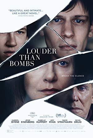 Louder Than Bombs 2015 2