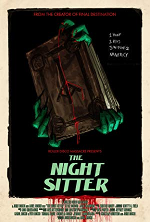 The Night Sitter 2018 2