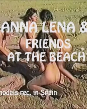 Anna Lena and Friends at Beach DVD