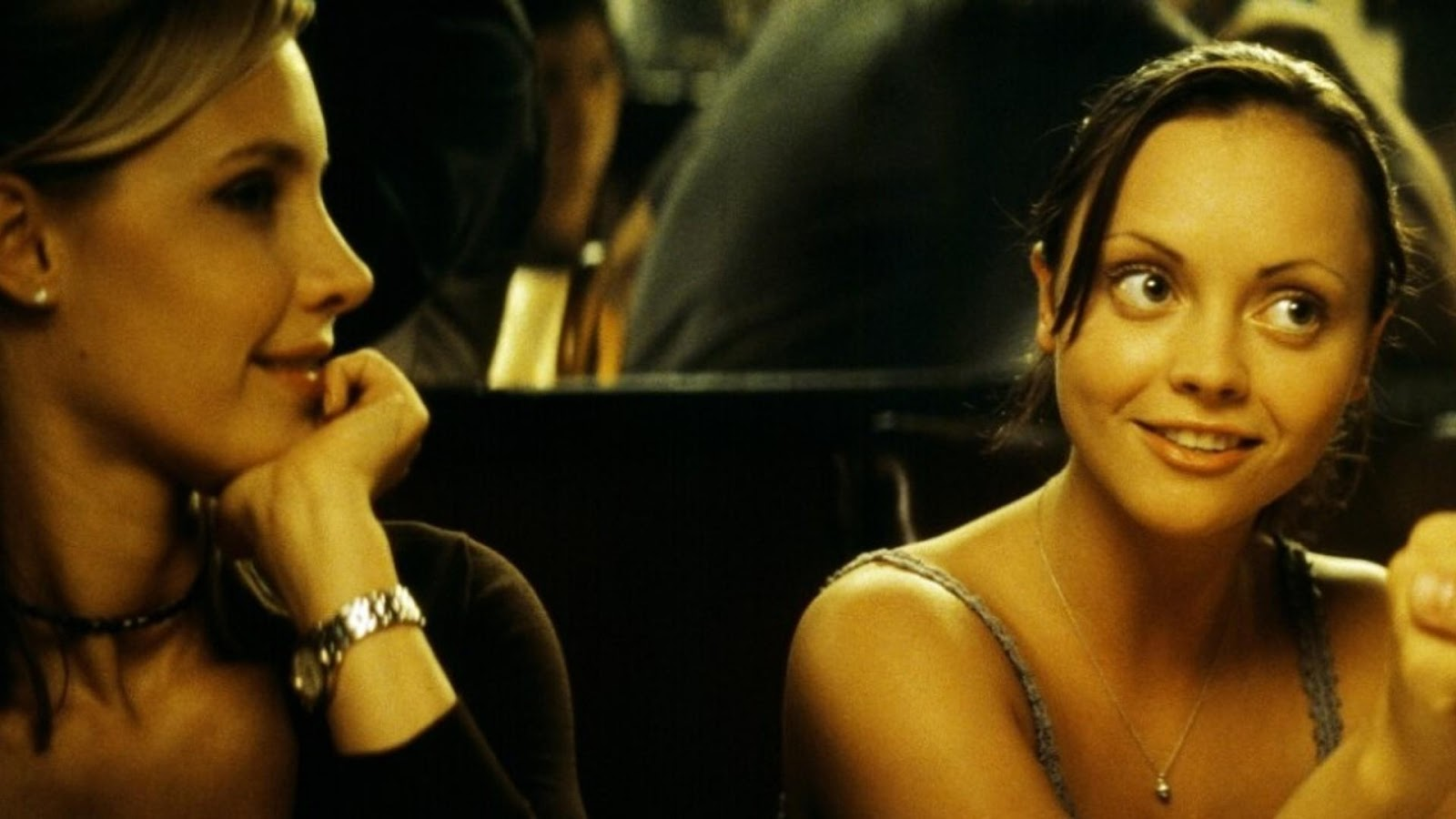 Screenshot from Anything Else (2003)