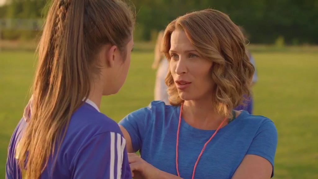 Sidelined (Lethal Soccer Mom) 2018 Starring Sarah Grey