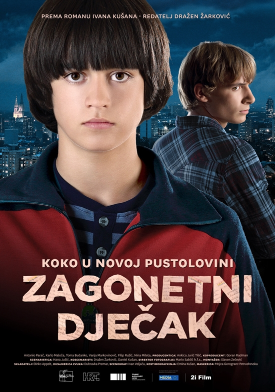 Mysterious Boy (Zagonetni djecak) 2013 with English Subtitles