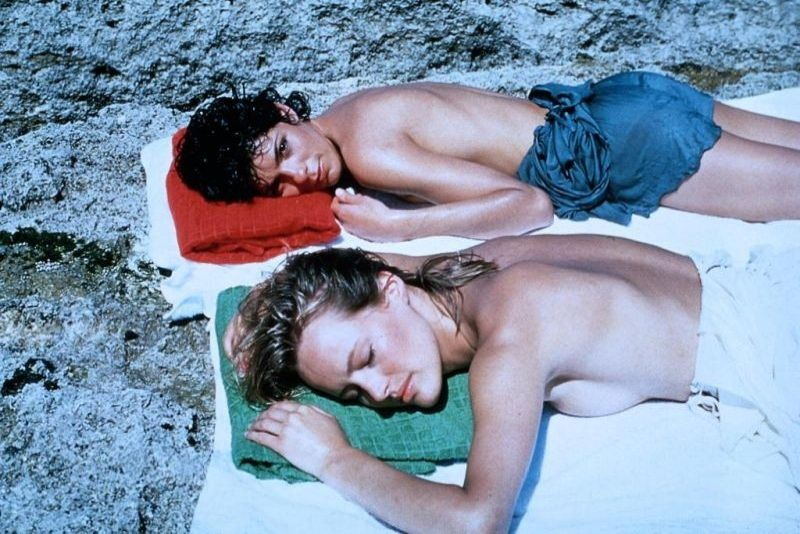 Screenshot from Noyade interdite 1987