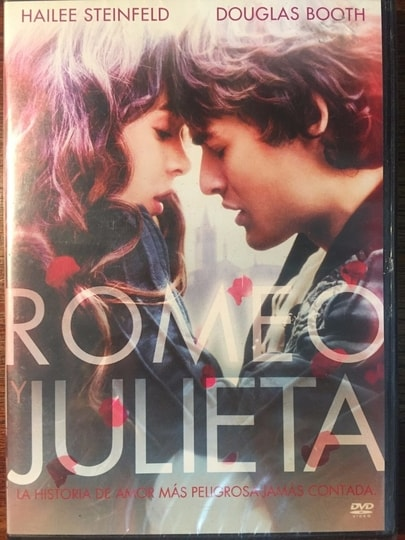 Romeo and Juliet Film (2013) DVD