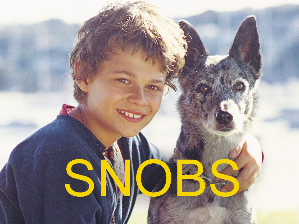 Snobs (2003) DVD Poster