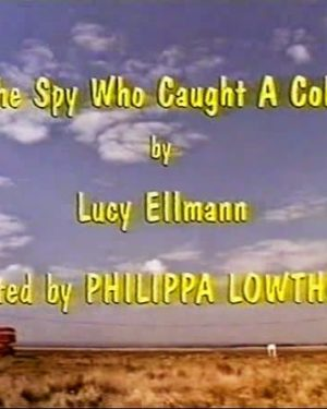 The Spy Who Caught a Cold DVD